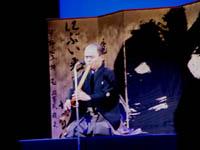 2002年リサイタル「咆哮」写真